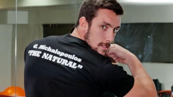 Γιάννης «The Natural» Μιχαλόπουλος: «Θα νικήσω τον Moxon»