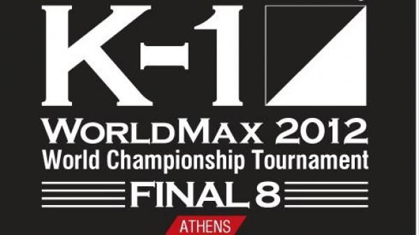 Τα αποτελέσματα του Κ-1 WORLD MAX 2012 FINAL 8 ATHENS!