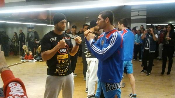 Αλέξανδρος «Bad Boy» Νικολαΐδης και Yordan Yankov μιλούν αποκλειστικά στο fightsports.gr!