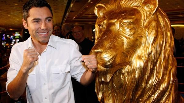 Ταλέντα στους Ολυμπιακούς του Rio θα ψάξει ο De La Hoya