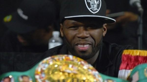 To Bellator θέλει τον 50 Cent