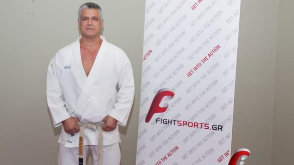 Κώστας Γκουβούσης: Ένας μεγάλος δάσκαλος αποκλειστικά στο fightsports.gr!