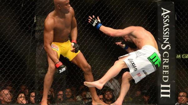 Οι 10 κορυφαίες στιγμές του UFC  στο 2012 – Φοβερό Βίντεο