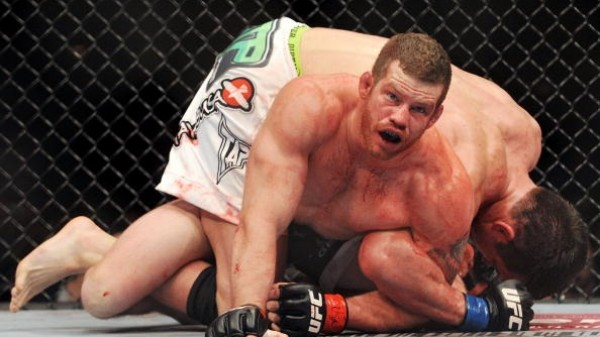 Nate Marquardt vs. Jake Ellenberger στο UFC 158!