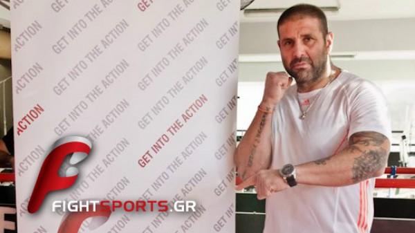 Στις ΗΠΑ ο Mr. GFC Γ. Βεντούρας – Επαφές με UFC;;;