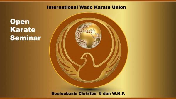 Open Karate Seminar από τον δάσκαλο και πρόεδρο της ΕΛΟΚ,Μπουλούμπαση Χρήστο