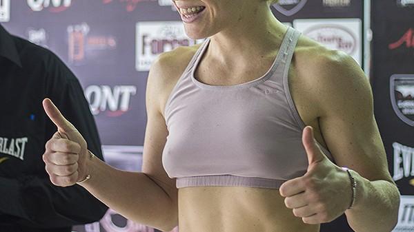 Mαρία Πανταζή: Παίζω με την πιο τεχνική αθλήτρια στην Ελλάδα!