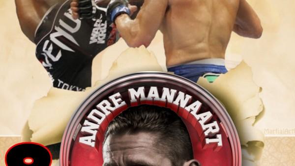 Σεμινάριο KICK- BOXING με τον Andre Mannaart