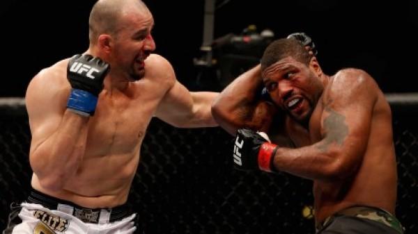 Teixeira-Bader & Jacare-Okami στο UFC on FOX Sports1 #3