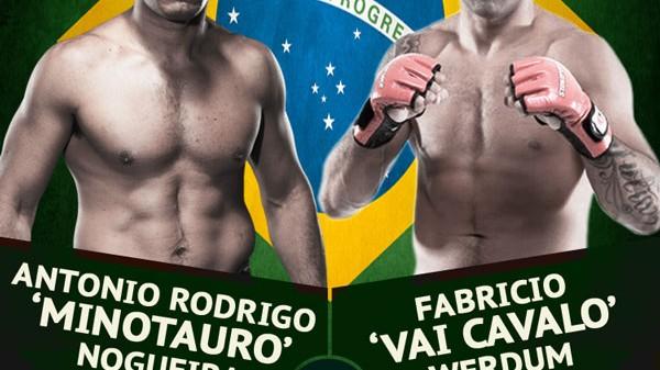 UFC: Nogueira – Werdum αυτό το Σάββατο!