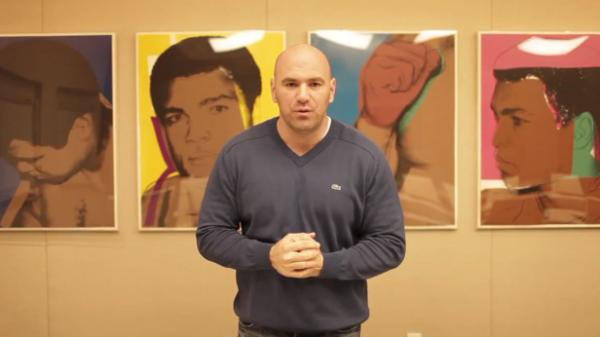 Ο διαβόητος λόγος του Dana White στο Ultimate Fighter 1 (BINTEO)