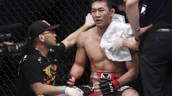 Το UFC έκοψε τον Yushin Okami!