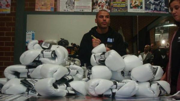 200 τυχεροί θα κερδίσουν γάντια Everlast στο Best Fighter
