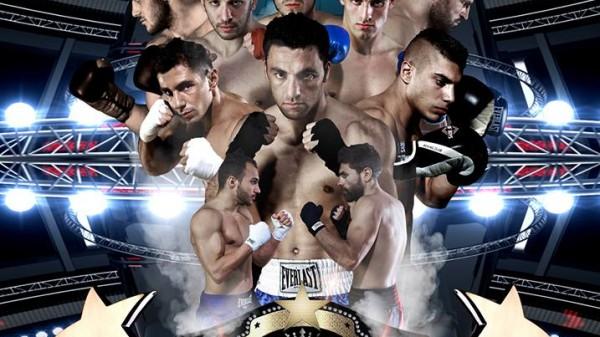 Ζωντανά τα αποτελέσματα από του BEST FIGHTER 2013