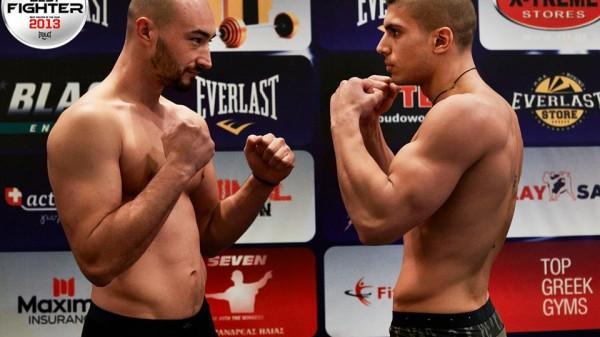 Best Fighter:Χιώτης vs Τοσλούκο (VIDEO)