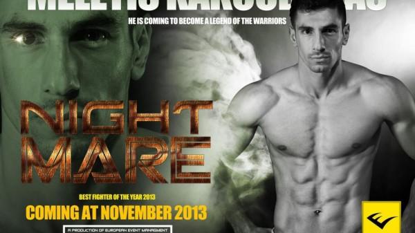 Ήρθε το όγδοο ντοκιμαντέρ του Best Fighter: Μελέτης «Nightmare» Κακουμπάβας