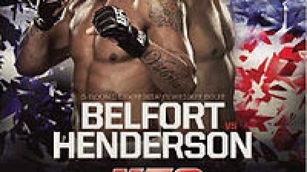 Belfort vs Hendo σήμερα στο UFC!