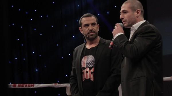 The Battle 7: Backstage