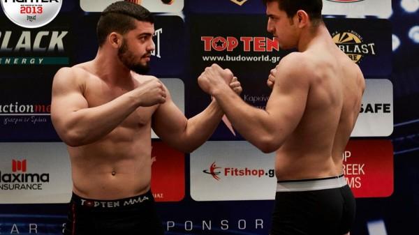 Δείτε το Πλασάρης vs Χριστοδουλίδης από το BEST FIGHTER 2013