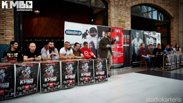 Kimbo Superfights 2:Press conference (part 2)