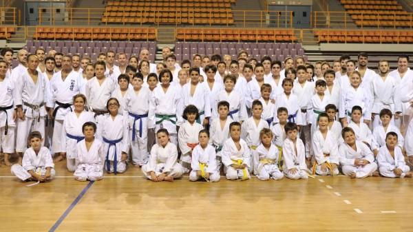 Satori Shotokan Karate Do:Εξετάσεις εγχρώμων ζωνών