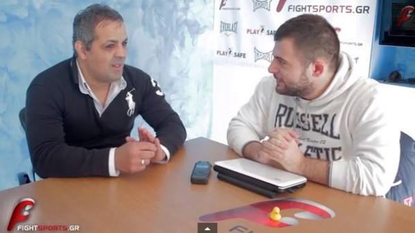 Στον Γιαννούλα η πρώτη επαγγελματική κάρτα πυγμαχίας