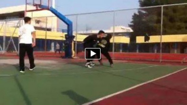 Xριστίνα Λιναρδάτου: Μποξ vs μπάσκετ σημειώσατε άσο!
