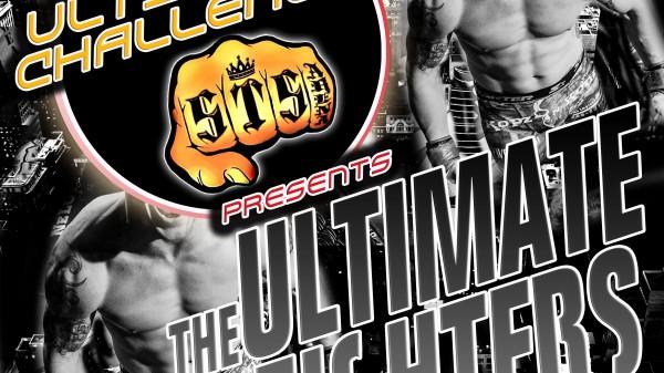 Το Ultimate Challenge & STS arena παρουσιάζει τους ULTIMATE FIGHTERS