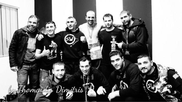 Αποτελέσματα «Ultimate Fighters»