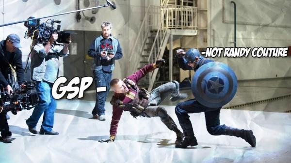 Δείτε για πρώτη φορά τον GSP στο νέο Captain America! (ΒΙΝΤΕΟ)