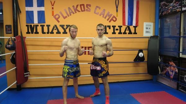 Αποστολή στην Ταϋλάνδη για το Pliakos Muay Thai Camp