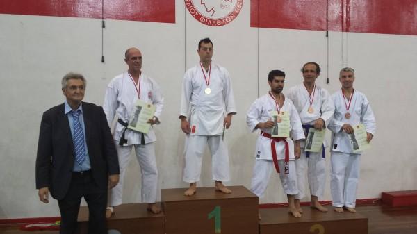 Πολύ καλή εμφάνιση του Jama Shotokan Karate Πειραιά