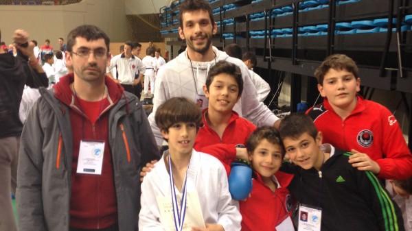 Α.Σ «Ο Δρόμος της Ειρήνης»:Πανελλήνιο Πρωτάθλημα Παίδων – Κορασίδων