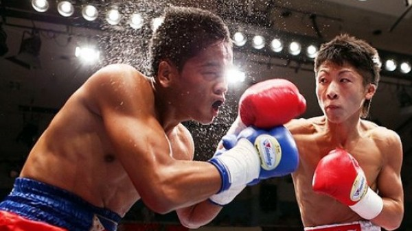 To «τέρας» από την Ιαπωνία ξάπλωσε άλλον έναν πρώην πρωταθλητή (ΒΙΝΤΕΟ)