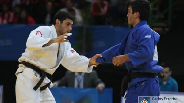 Χάλκινο μετάλλιο ο Μουστόπουλος στο Γκραν Πρι της Βουδαπέστης