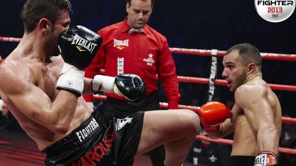 Best Fighter 2014: Καρούσος – Εξακουστίδης δείτε το για πρώτη φορά!