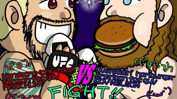 Mark Hunt vs Roy Nelson στο UFC της Ιαπωνίας!
