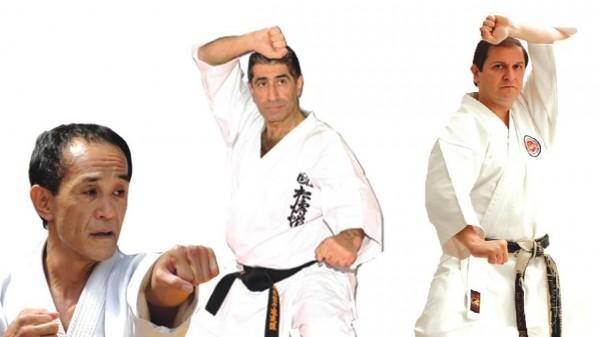 Στο Ξυλόκαστρο το ετήσιο σεμινάριο Shotokan Karate