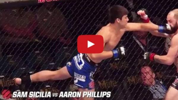 UFC 173 σε αργή κίνηση (ΒΙΝΤΕΟ)