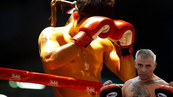 Σεμινάριο Muay Thai και Muay Boran από τον Kru Γκίτσας Θεόδωρος