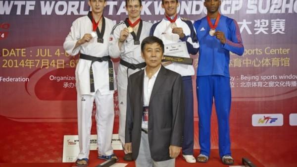Taekwondo Grand Prix Series 1:Αποτελέσματα
