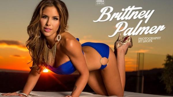 Νέα καυτή φωτογράφιση για Britney Palmer!