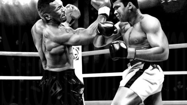 Ήταν ο Tyson εκπαιδευμένος για να κερδίσει τον Ali;