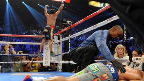 Σαν σήμερα! Ο Marquez κοίμησε τον Paquiao!