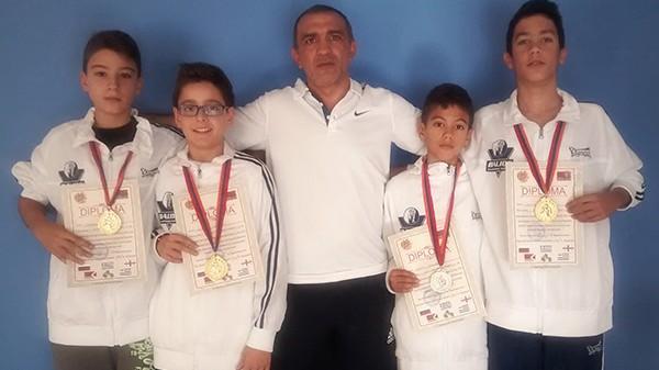 Αρτούρ Μικαελιάν: «Θα βγάλουμε νέους Ολυμπιονίκες στην πυγμαχία»
