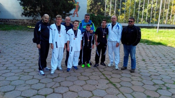 Επέστρεψε με τέσσερα μετάλλια από την Βουλγαρία ο ΑΘΛΟΣ ΚΙΛΚΙΣ