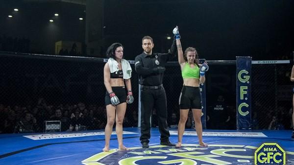 GFC 6, Καμενίτσα vs Κρομμύδα – ο τελικός των γυναικών