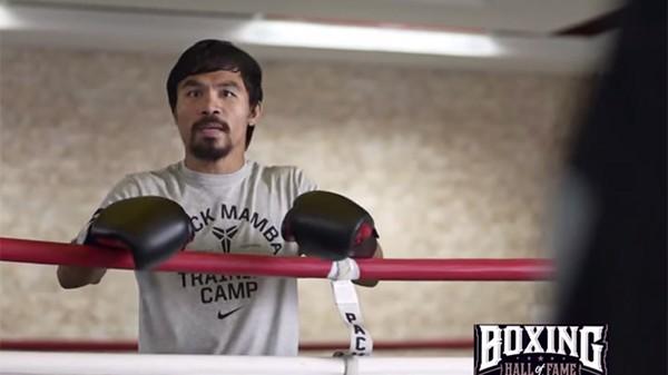 Έξυπνη διαφήμιση για Pacquiao και… μπηχτή για Floyd Mayweather