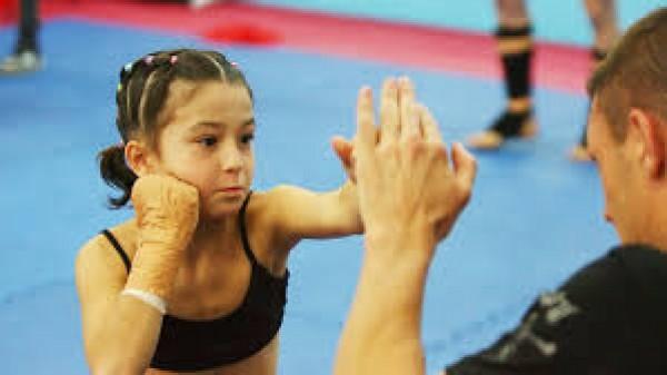 Παιδικό τμήμα kickboxing στο Legacy Fight Club