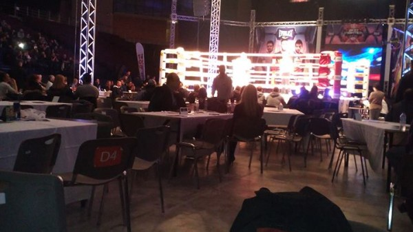 Best Fighter 2014 ζωντανά αποτελέσματα!